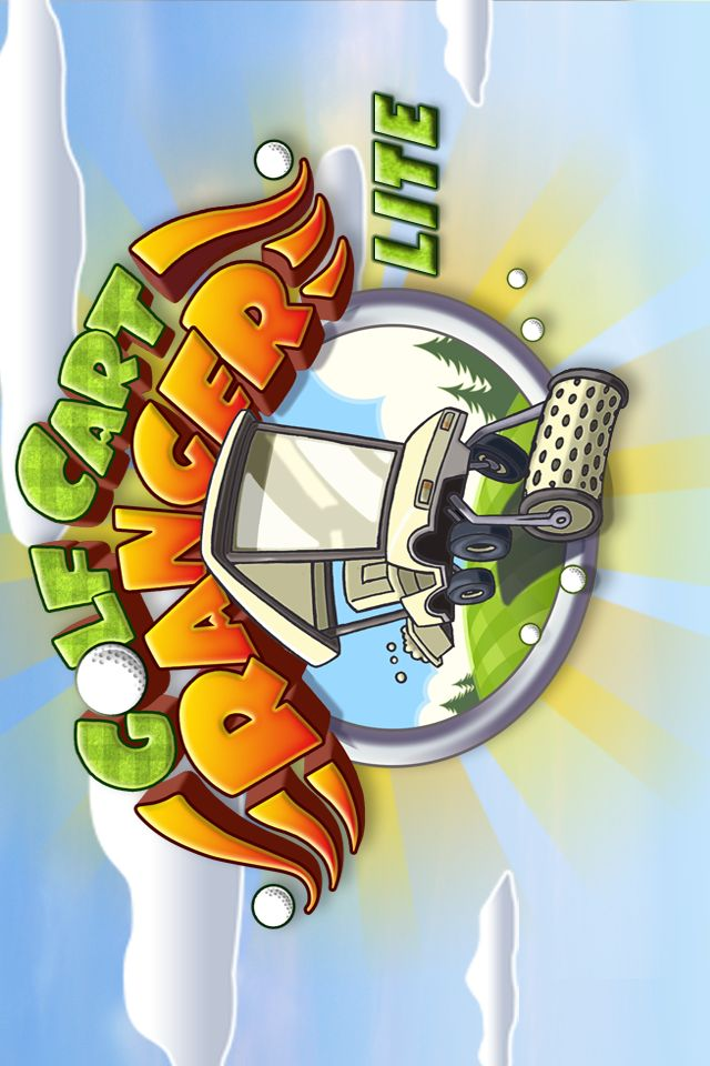 Screenshot Golf Cart Ranger Lite