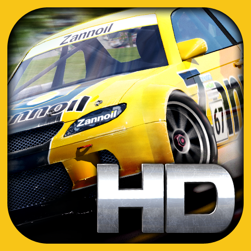 Real Racing HD iOS