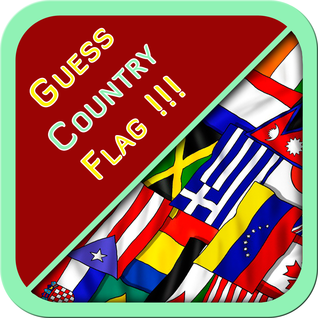 Guess The Country Flag Puzzle